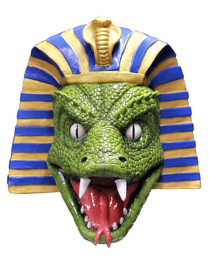 Egyptian snake mask for adults