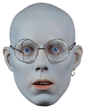 Máscara de Hare Krishna zombie para adulto - Amanecer de los muertos