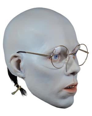 Maska Zombie Hare Krishna dla dorosłych - Świt Żywych Trupów
