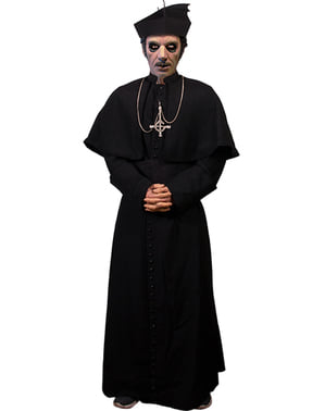 Cardinal Copia mask for adults - Ghost
