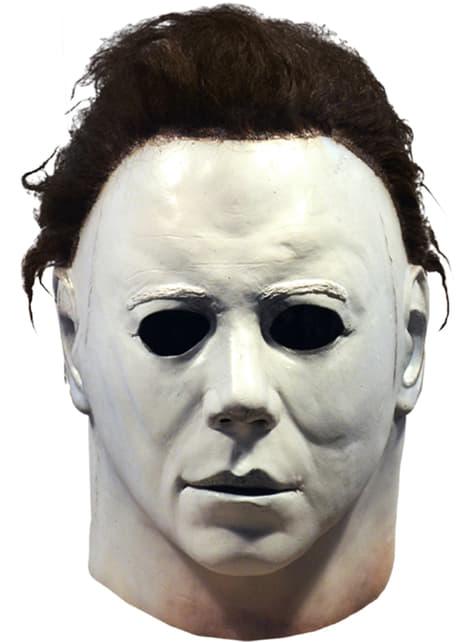 Máscara de Michael Myers Deluxe para adulto - Halloween I