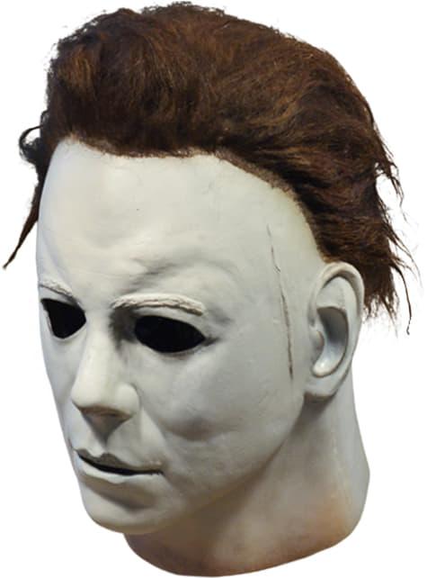 Máscara de Michael Myers Deluxe para adulto - Halloween I - para tu disfraz