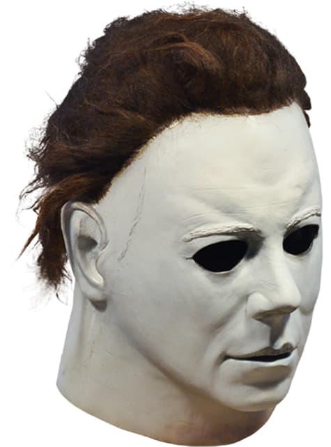 Máscara de Michael Myers Deluxe para adulto - Halloween I - original