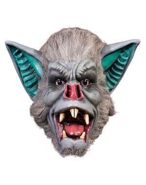 Máscara de homem morcego para adulto