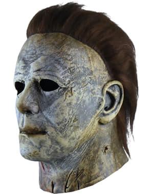 Mask Michael Myers 2018 med blod för vuxen- Halloween 2018