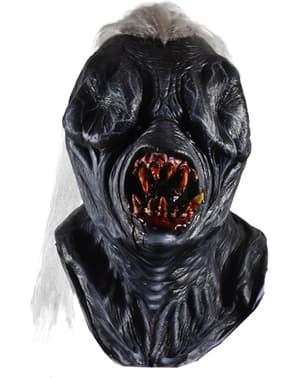 Svart Berzerker maske - Nightbreed