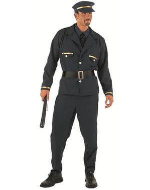 警官ストリッパーアダルトコスチューム