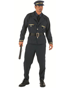 Костюм поліцейського-стрептизера для дорослих