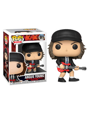 Funko POP! Angus Young - AC / DC