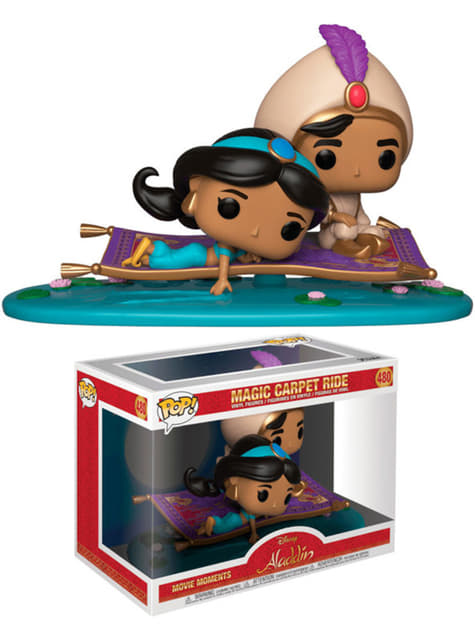 Funko POP! Magic Carpet Ride - Aladdin