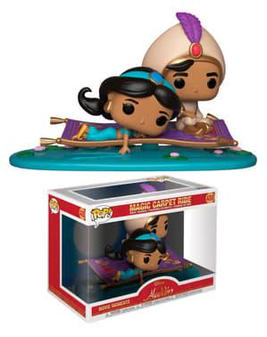 Funko POP! Vuelo en alfombra voladora - Aladdin
