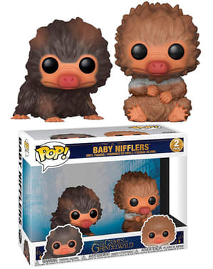 Funko POP! 2 Angka Kemas: Baby Nifflers - Fantastic Beasts 2 Kejahatan Grindelwald