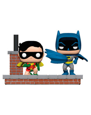 Funko POP! 1964 Batman ve Robin - DC Çizgi Roman Batman 80.