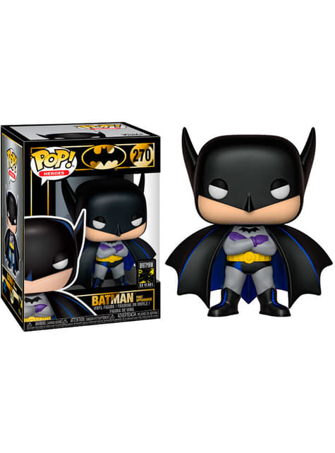 Funko POP! Batman 80º Aniversario - Batman (primera aparición) 1939