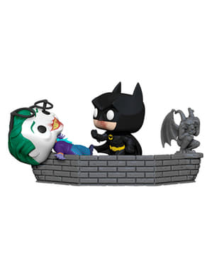 Funko POP! Batman ve Joker 1989 - DC Çizgi Roman Batman 80.