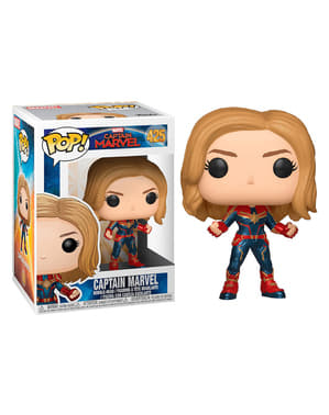 Funko POP! Capitain Marvel