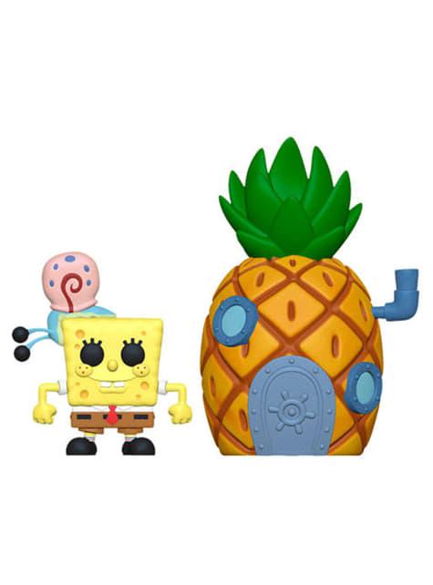 Funko POP! Bob Esponja y Piña