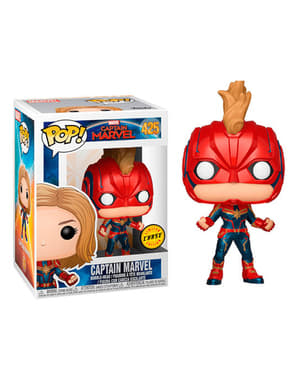 Funko POP!  Capitain Marvel - Chase!