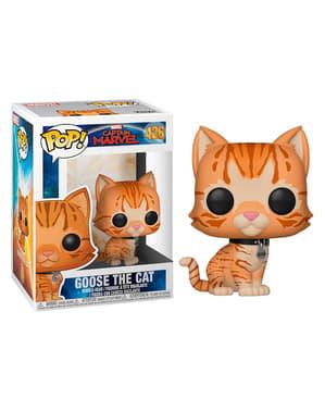 Funko POP! Goose the Cat -  Capitain Marvel