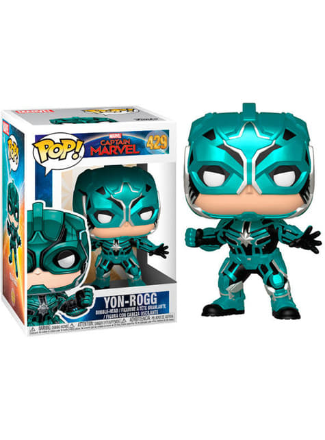 Funko POP! Star Commander - Captain Marvel