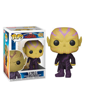 Funko POP! Talos - Capitana Marvel