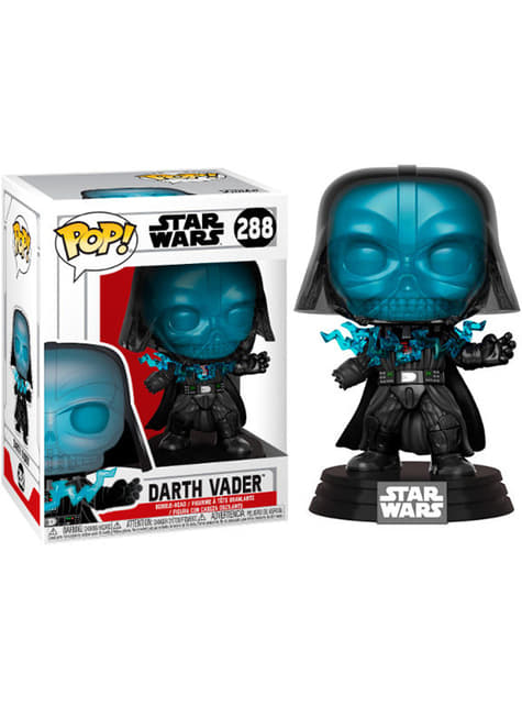 Funko POP! Darth Vader electrocutado - Star Wars