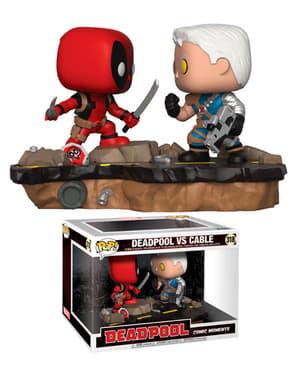 Funko POP! Deadpool vs Cable