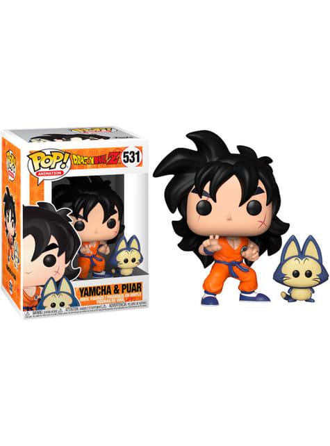 Funko POP! Yamcha & Puar Serie 5 - Dragon Ball Z