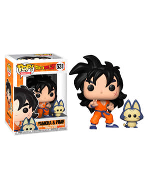 Funko POP! Yamcha & Puar Serie 5 - Dragon Ball Z