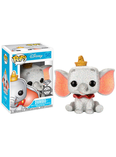 Funko POP! Dumbo purpurina (Exclusive)
