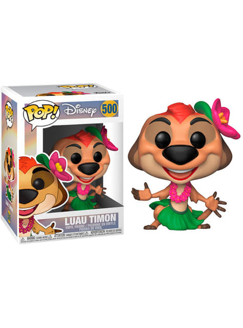 Funko POP! Luau Timon - The Lion King
