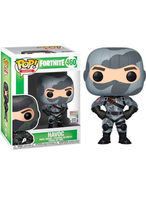 Funko POP! Havoc - Fortnite
