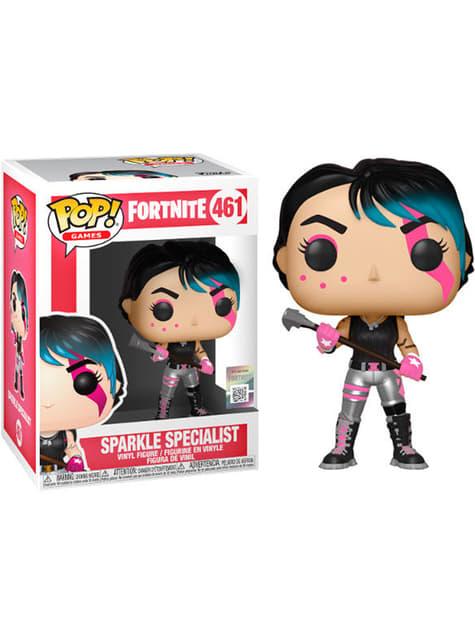 Funko POP! Sparkle Specialist - Fortnite
