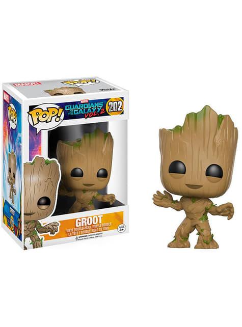 Funko POP! Groot joven - Guardianes de la Galaxia