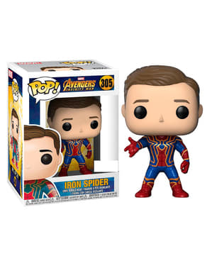 Funko POP! Iron Spider - Avengers: Perang Infinity (Eksklusif)