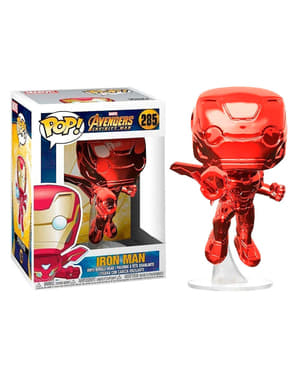 Funko POP! Iron Man rojo (Exclusive) - Vengadores: Infinity War