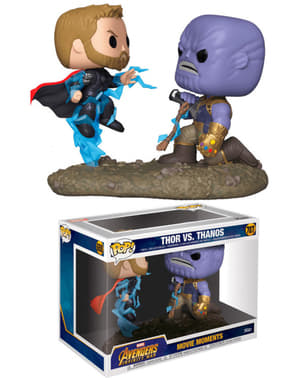 Funko POP! Thor vs Thanos - Vengadores: Infinity War