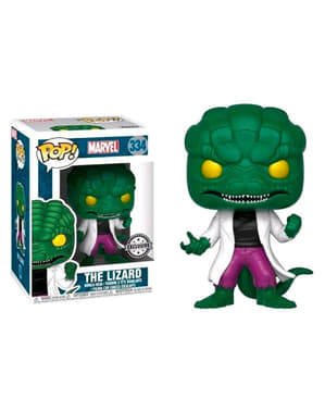 Funko POP! Le Lézard (Exclusive) - Spiderman
