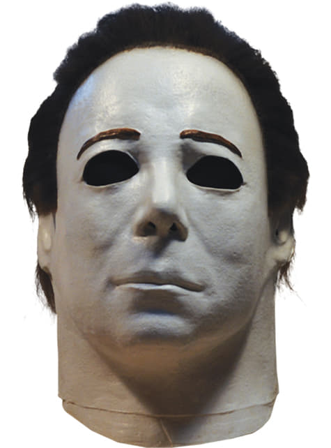 Máscara de Michael Myers para adulto - Halloween II