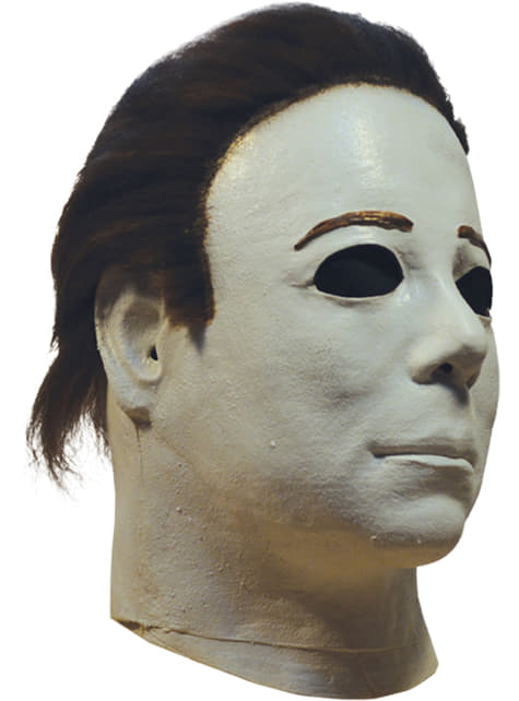 Máscara de Michael Myers para adulto - Halloween II - para tu disfraz