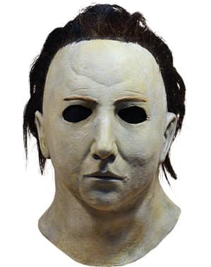 Deluxe Michael Myers maske til voksne - Halloween V