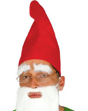 Dværg hat rød