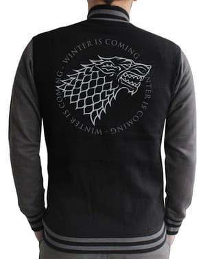 Casaco A Guerra dos Tronos Stark