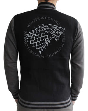 Game of Thrones stark jakke