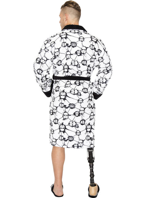 Albornoz de Stormtrooper deluxe para hombre - Star Wars - oficial