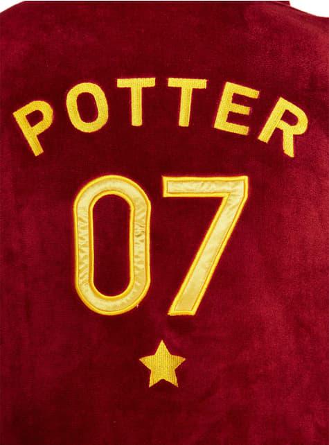 Albornoz de Gryffindor Quidditch para hombre - Harry Potter - barato