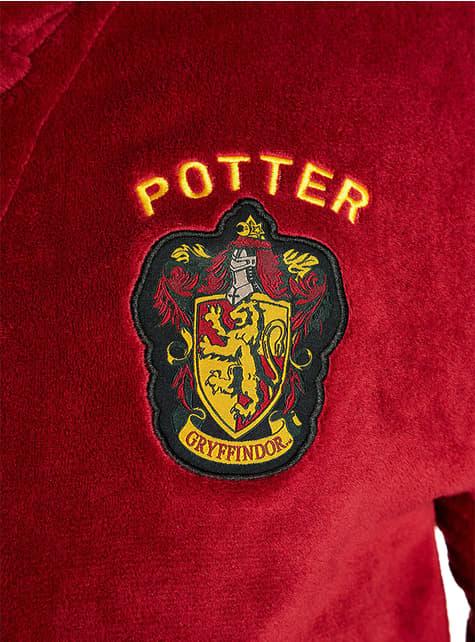 Albornoz de Gryffindor Quidditch para hombre - Harry Potter - el más divertido