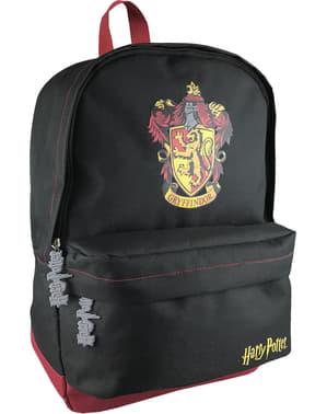 Zwarte Gryffindor rugzak - Harry Potter