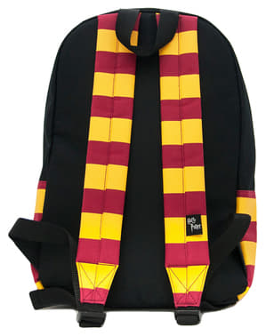 Ransel Hogwarts hitam - Harry Potter