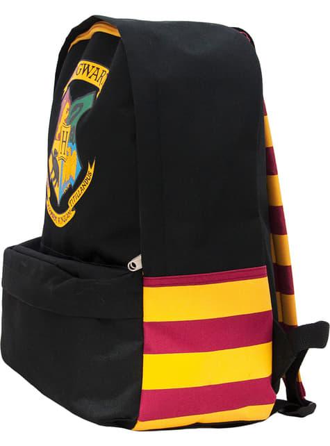 Mochila de Hogwarts negra - Harry Potter - comprar